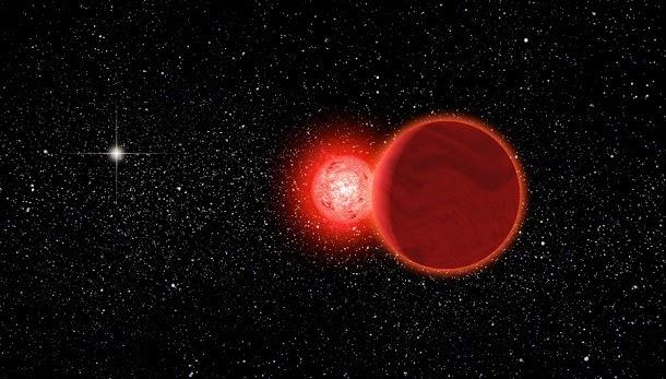 Estrela passou rente ao nosso Sistema Solar há 70.000 anos