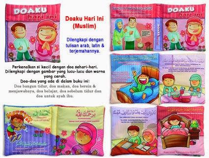 buku bantal, buku bantal murah, buku bantal bayi, mainan edukatif bayi, harga buku bantal, buku bantal bahasa inggris