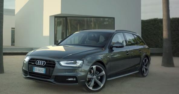 Canzone pubblicità Audi A4 Aprile 2015