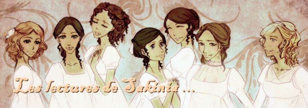 Les lectures de Sakinia
