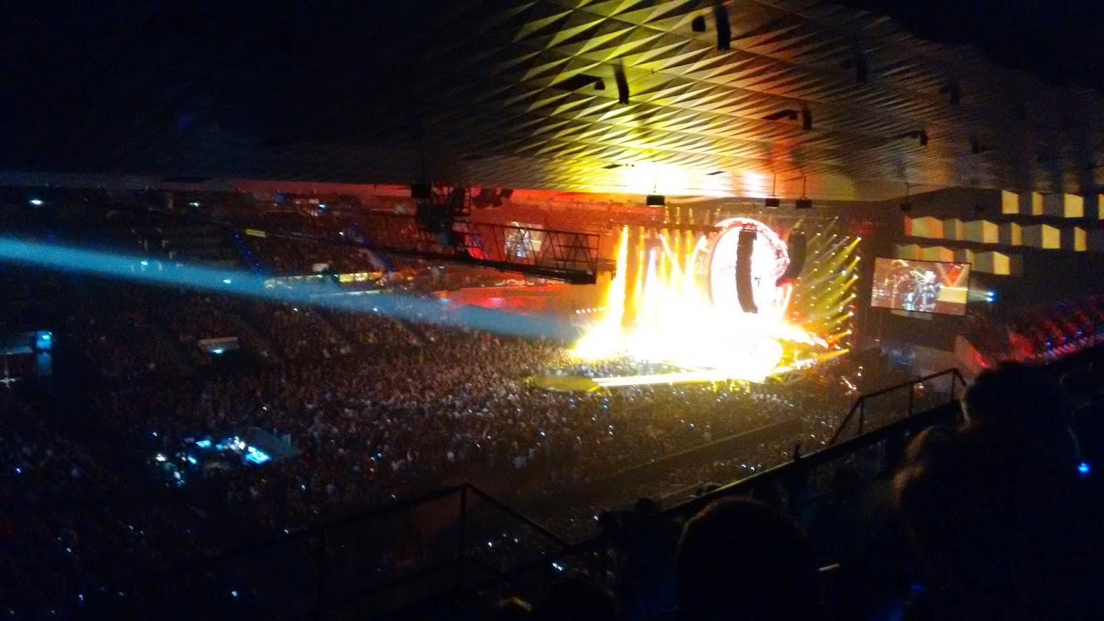 Queen Live in Vienna Wien 2015