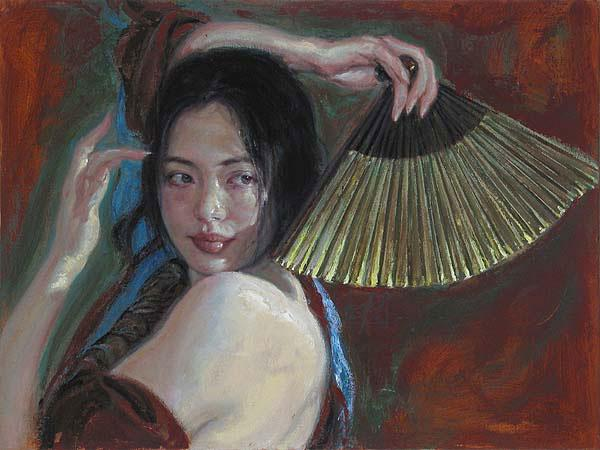 George Tsui | Chinese-born American Classical/Romantic painter