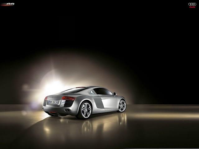 ảnh nền  ôtô Auri R8