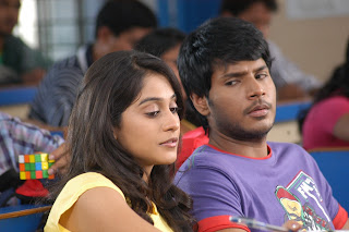 Routine Love Story Telugu stills
