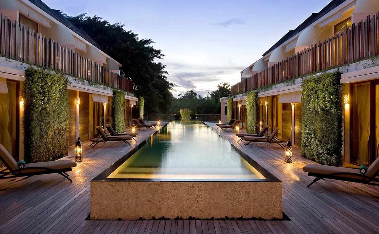 Jimbaran (Indonesia) - Kupu Kupu Jimbaran 4* - Hotel da Sogno