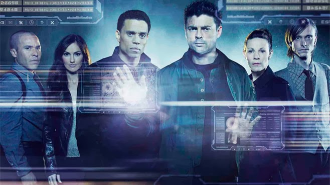 "Almost Human - 1.13 ""Straw Man"" (Season Finale) - Review and Speculation"