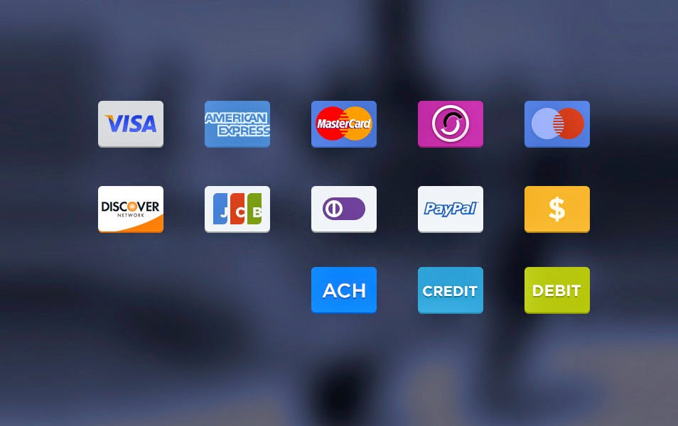 Free Payment Icons Set