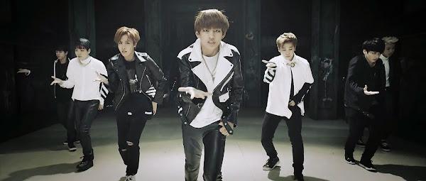 BTS Danger V Japanese