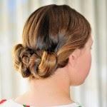 Unique-Bun-pony-hairstyle-Images