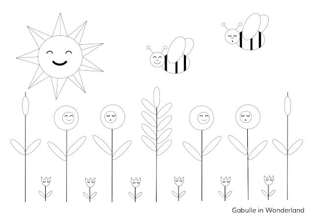 Coloriage à imprimer : Imagier des bébés animaux - Coloriage À Imprimer Animaux Mignon