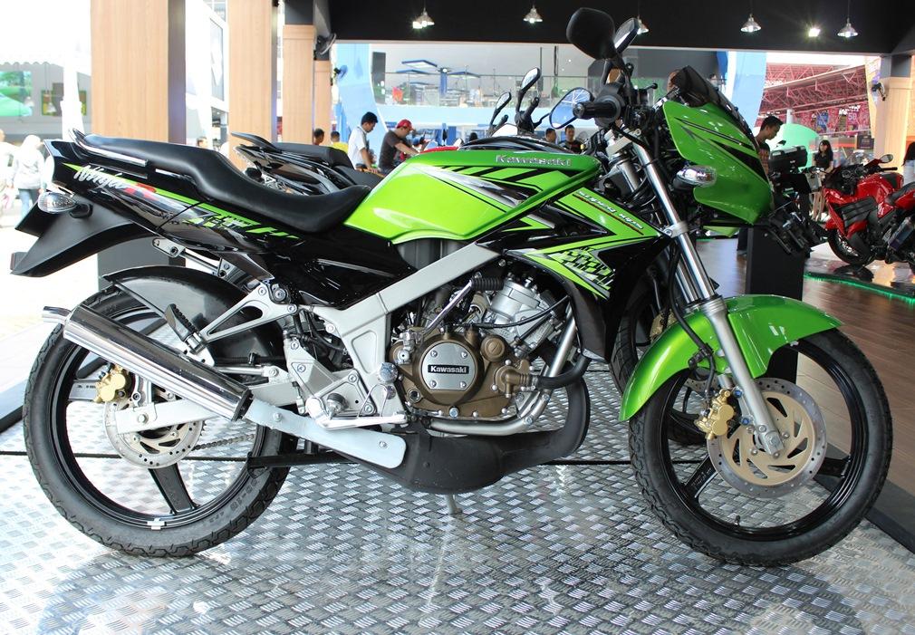 Kawasaki Indonesia stop produksi Ninja 150 2 Tak karna EURO 3