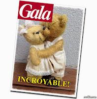 revue Gala le bisou