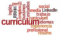 curriculum con vizualize.me