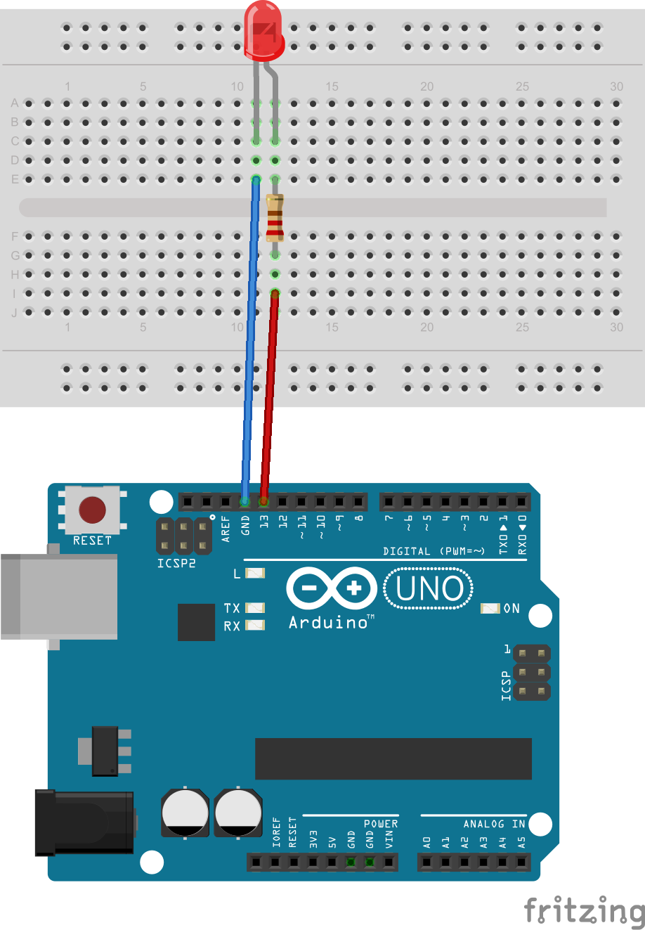 January yet another arduino