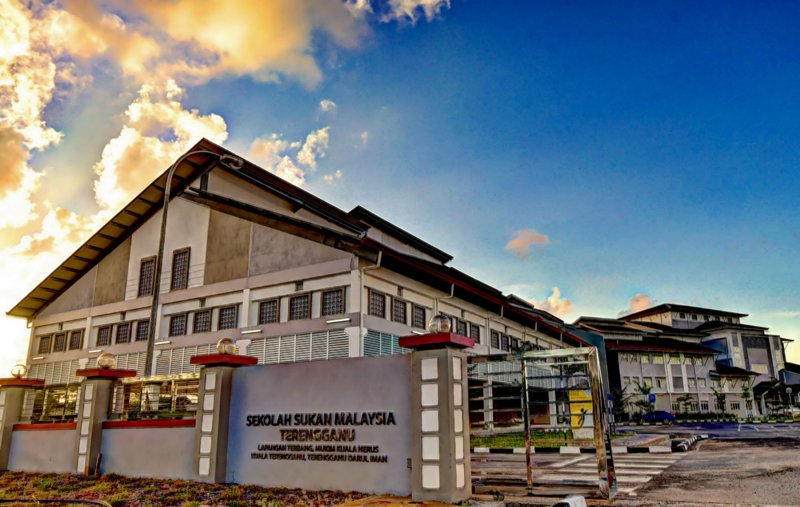 Muhammad Pehimi Yusof Sekolah Sukan Gong Badak Beroperasi Mac Ini