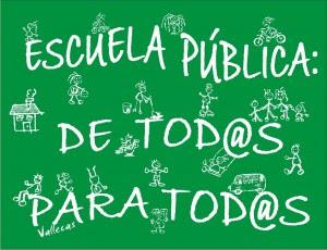Escuela pública de calidad