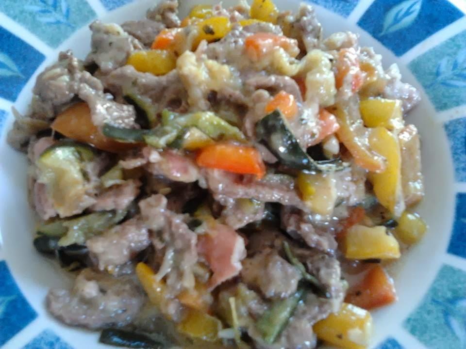 Le dolci ricette di naty straccetti con verdure alla for Verdure alla julienne
