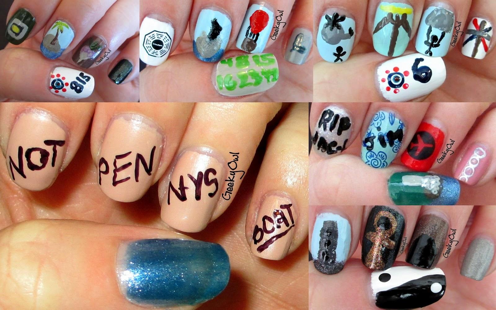 http://geekyowl.blogspot.com/2012/04/lostathon-round-up.html