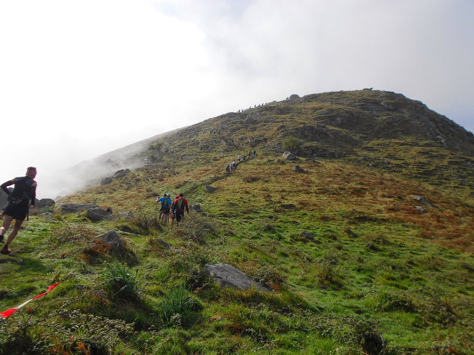 Trail des Gypaëtes 2014