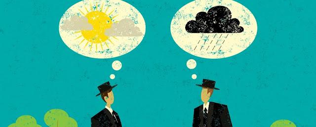 pozitif düşünce , negatif düşünce