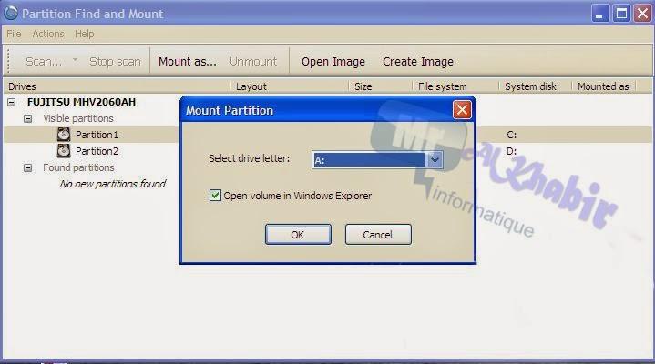 حل مشكلة voulez vous formater  ل usb disk  او الهارد ديسك عن طريق هده الاداة