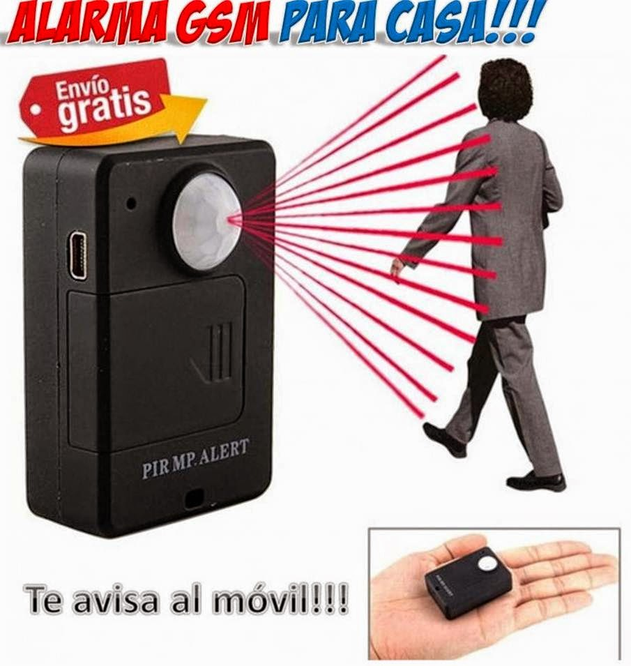 Alarma GSM