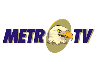 Metro TV Streaming Live Logo