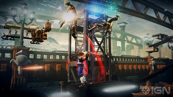 STRIDER Screenshoot 3