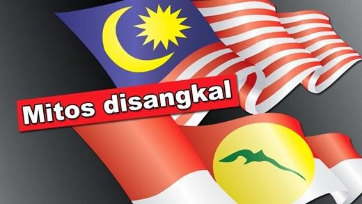 Mitos Malaysia, Barisan Nasional,