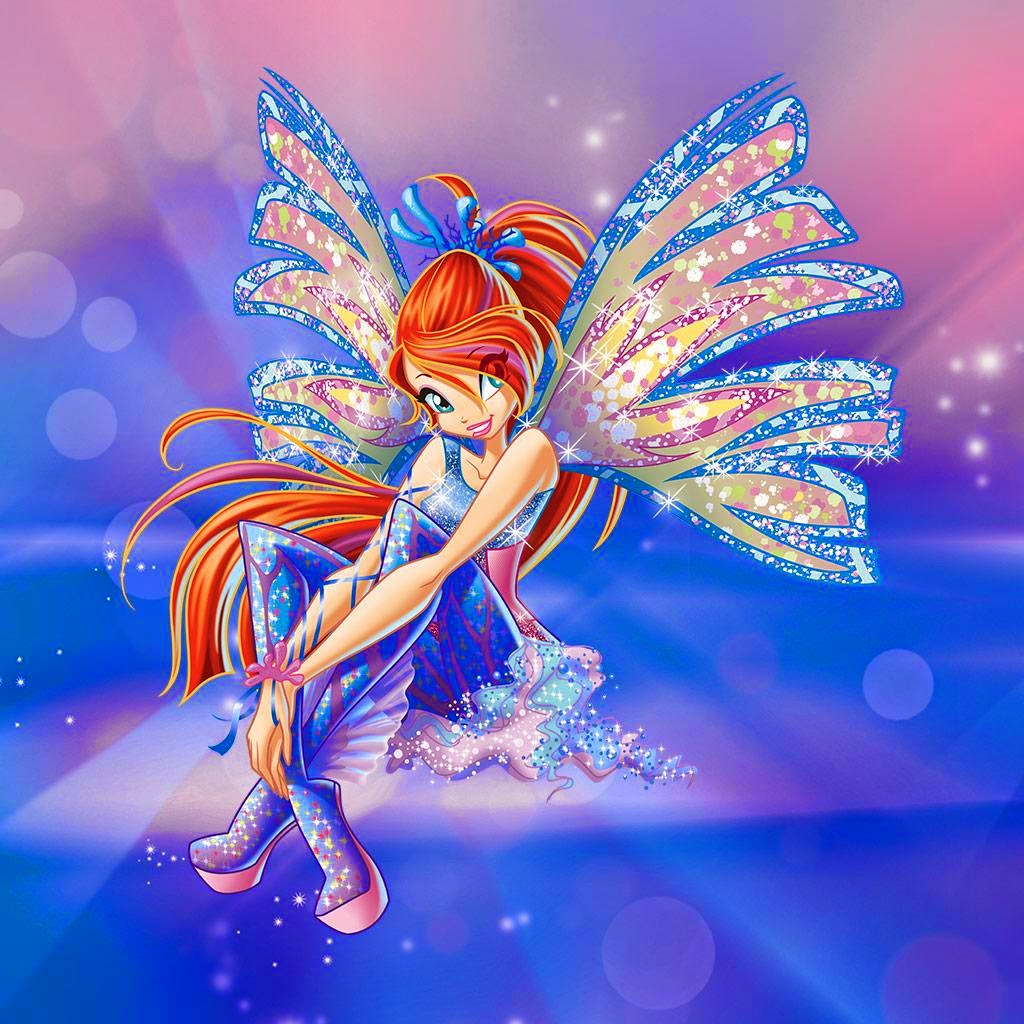 nickelodeon winx club