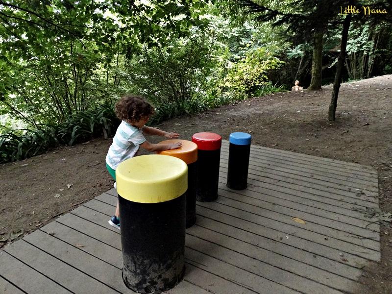 parque de los sentidos marin pontevedra plan niños familia