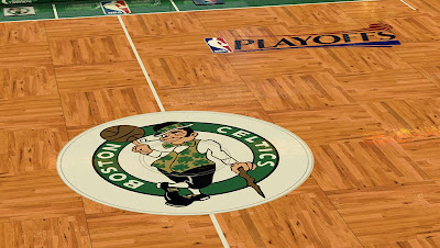 NBA 2K13 Boston Celtics Court Playoffs Update