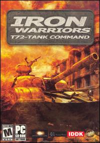 Iron Warriors T-72 Tank