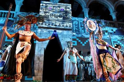 """YUCATAN: Empiezan con festival cuenta regresiva para """" fin del mundo"""""""