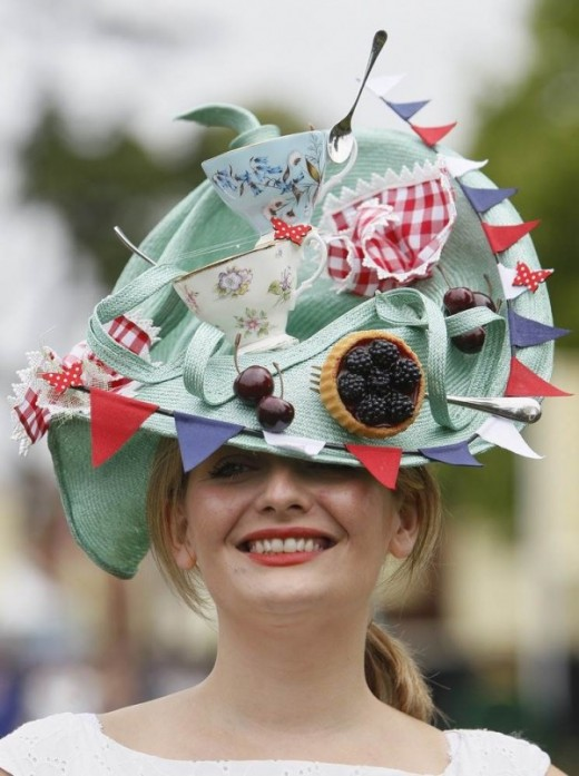 Funny and Creative Hats for Girls