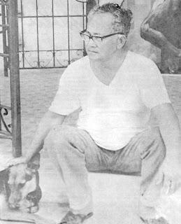 Vicente S. Manansala - Famous Citizen of Rizal Province