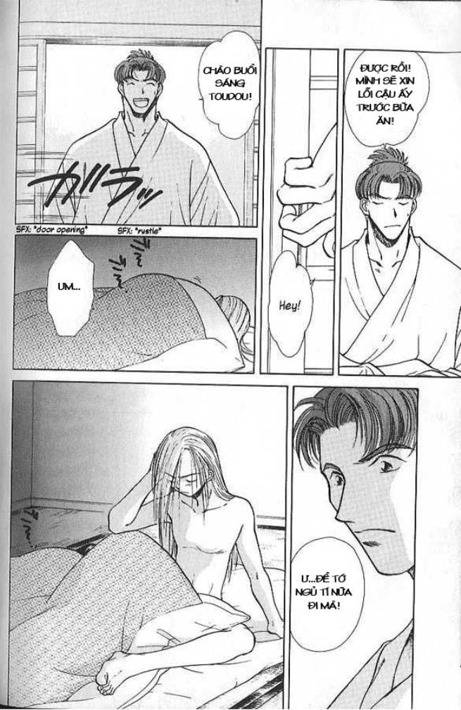 Soshite Haru No Tsuki chap 4 - Trang 39