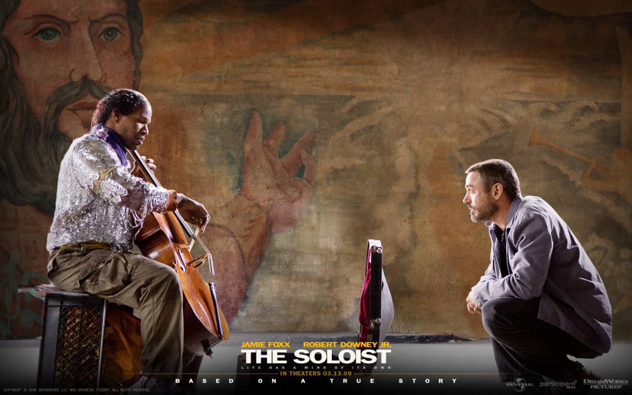 Les Vues Film Series presents 'The Soloist'