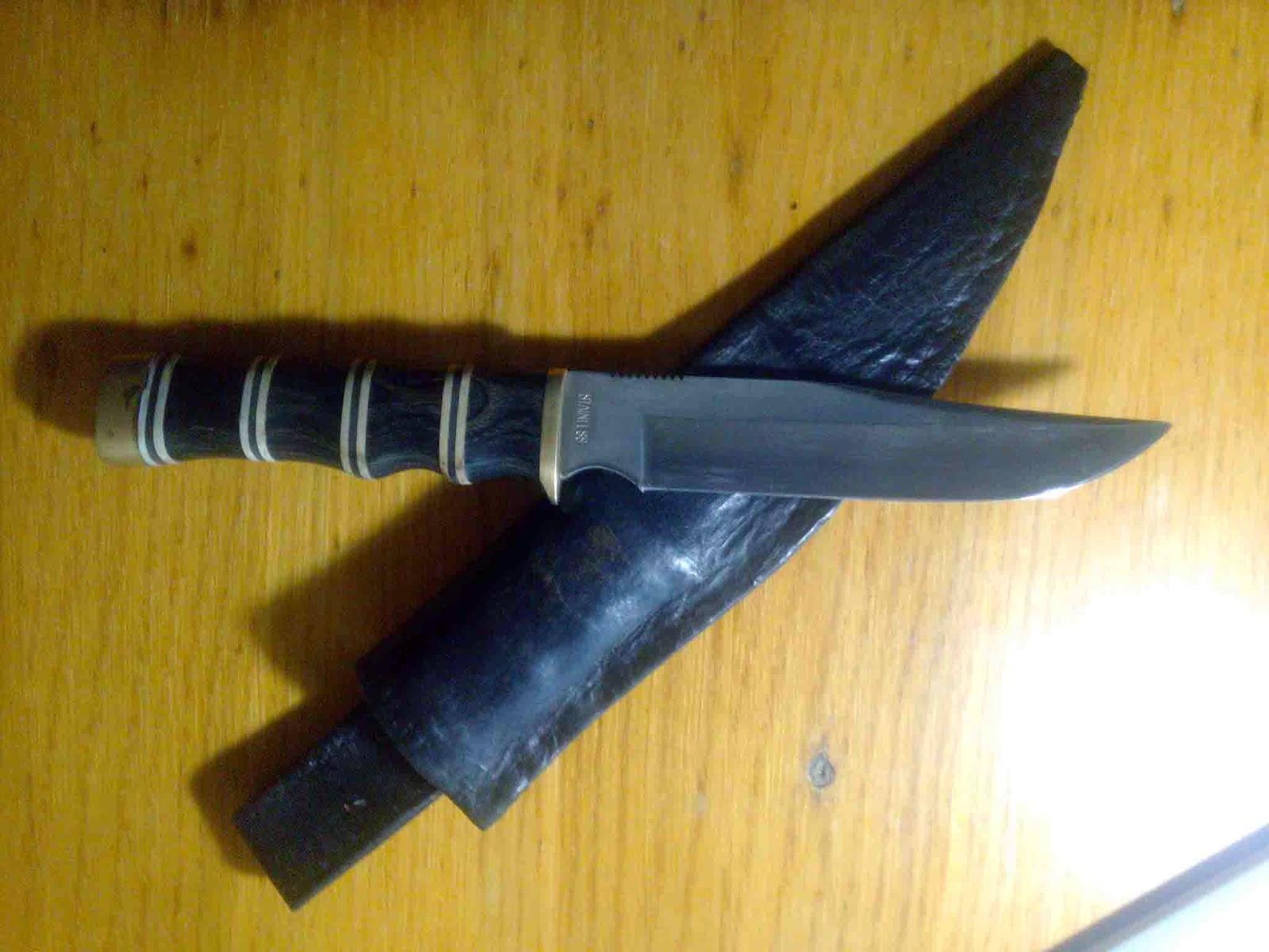 Ножны своими руками из подручных материалов