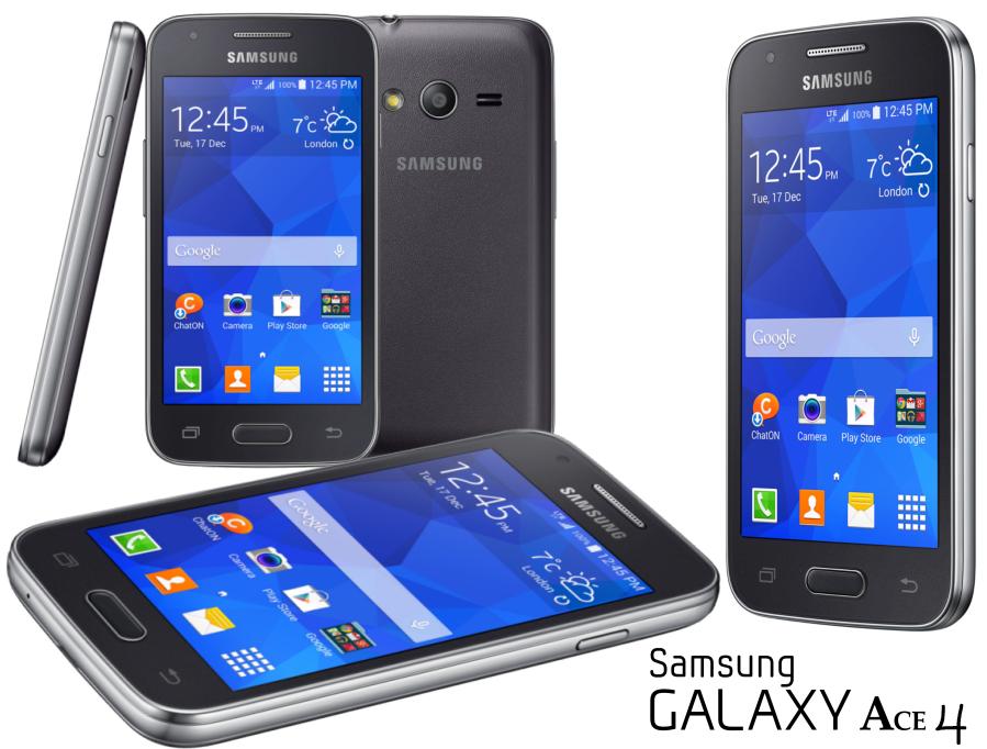 Harga Spesifikasi Samsung Galaxy Ace 4