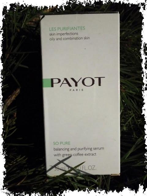 Payot, So Pure, Serum oczyszczające