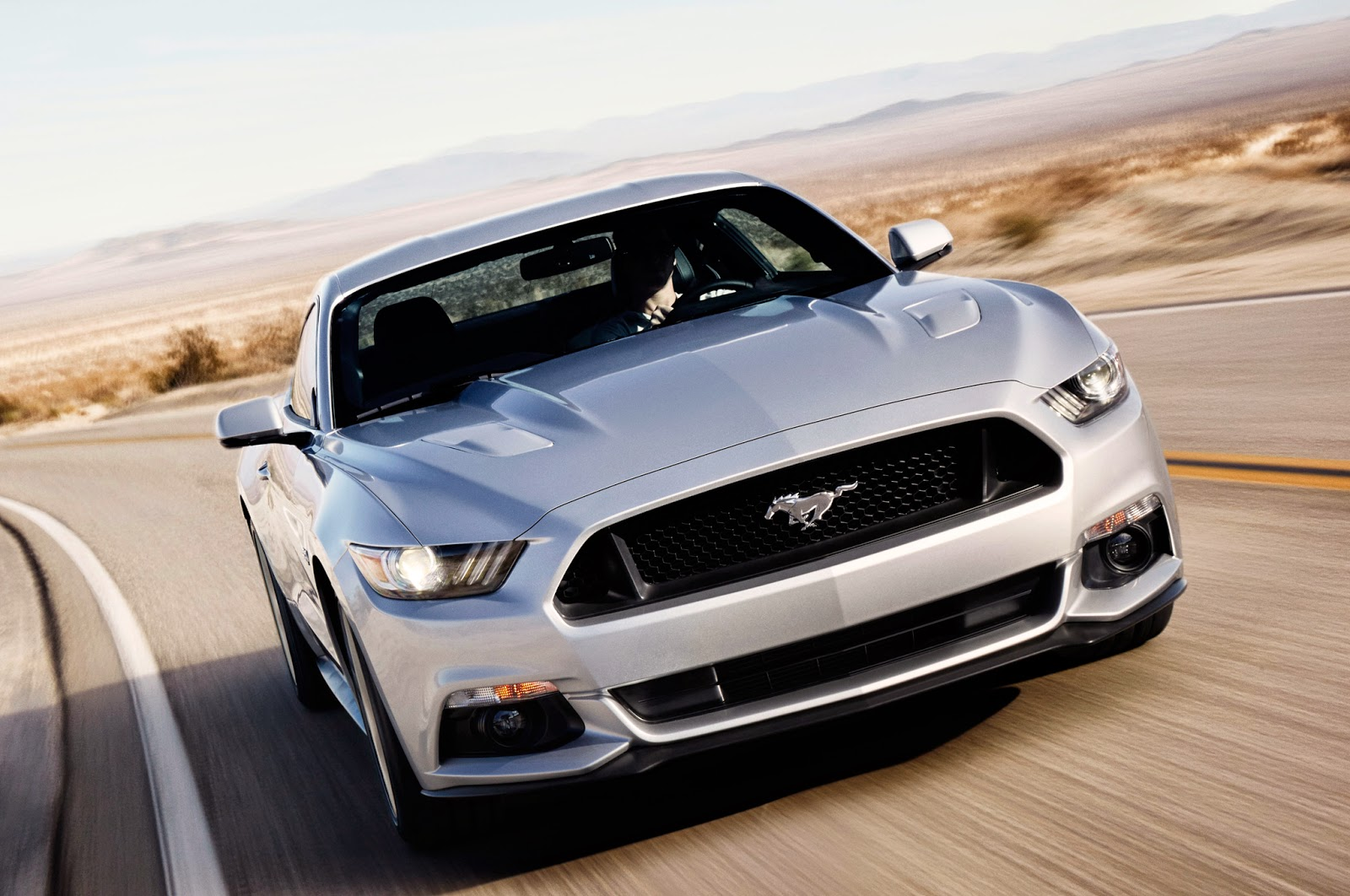 2015 Ford Mustang Earns Five-Star Vehicle Safety Rating from NHTSA