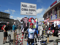 Quella volta dello Stelvio