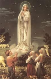 Padroeira do blog: Nossa Senhora de Fátima