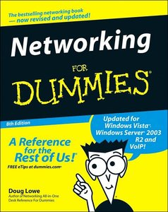 Free eBook Networking For Dummies By Doug Lowe Downlaod
