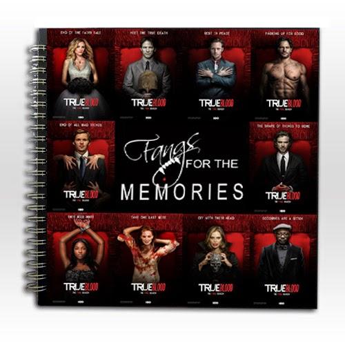 True Blood Memorial Book @northmanspartyvamps.com