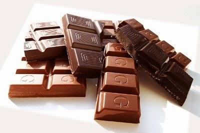 Maschere per il viso al cioccolato