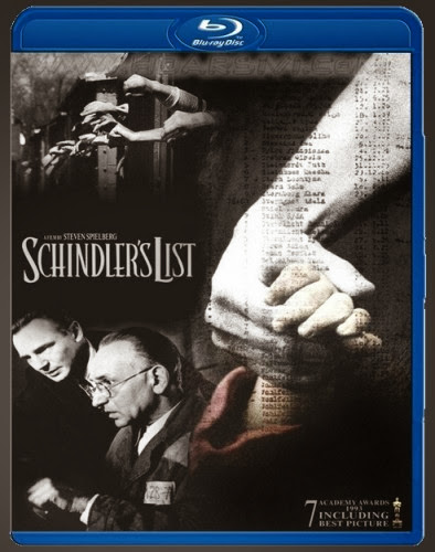 Schindlers List 1993 Hindi Dubbed Dual Audio BRRip 720p