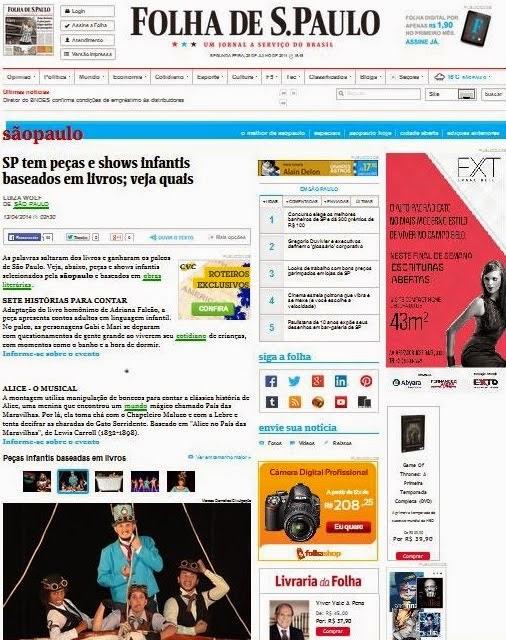 Folha de São Paulo Indica
