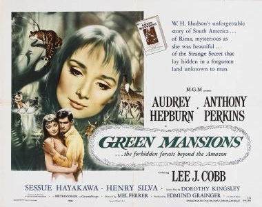 """Green Mansions"" (1959)"